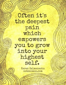 Growing into Your Highest Self